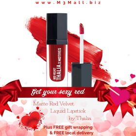 Sexy Red Velvet Lipstick
