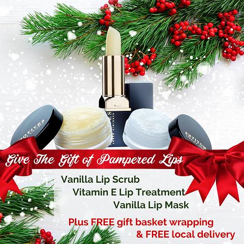 Holiday Lip Pamper Bundle