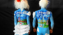 5 elegant ways to feature body paint at a tradeshow -without alienating your base