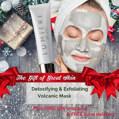 Detoxifying & Exfoliating Volcanic Mask