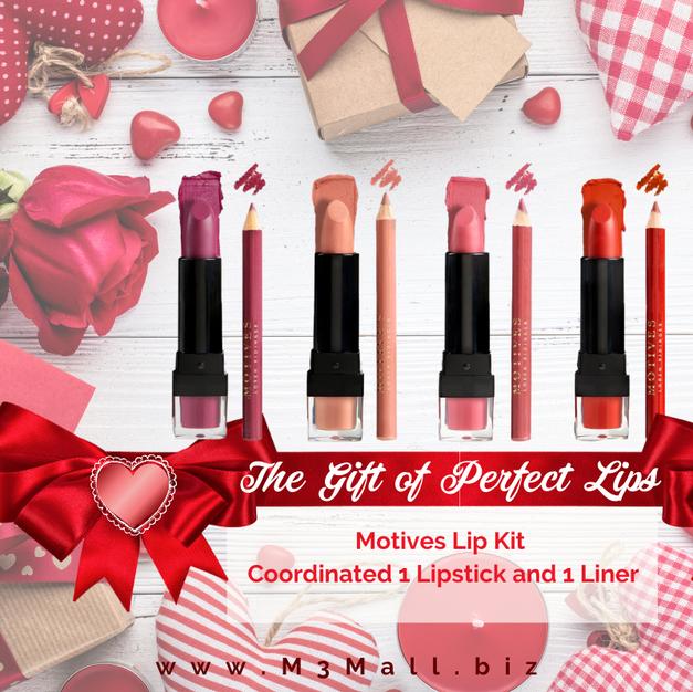 Valentine's Lip Kit Bundle