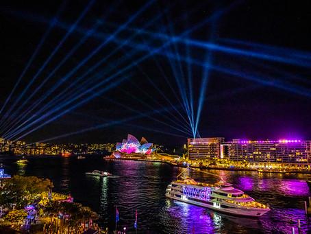 Vivid Sydney 2019 (Drone Highlights)
