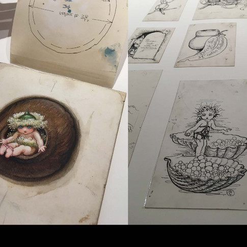May Gibbs' Original Works