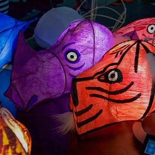 Centenary Lanterns