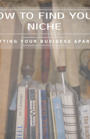 Snake River Forge - How to Find Your Niche