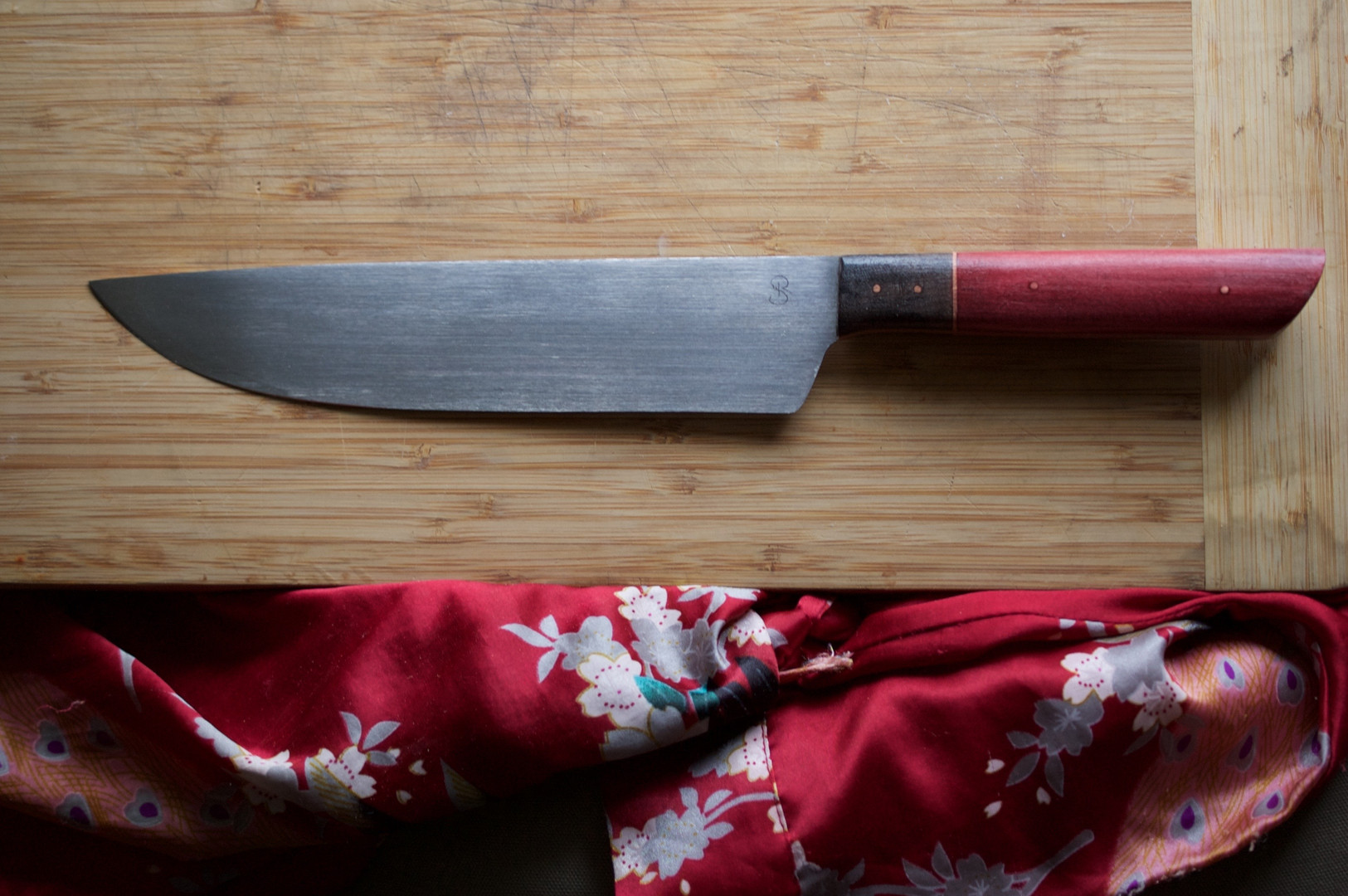 Chef Knife - Red