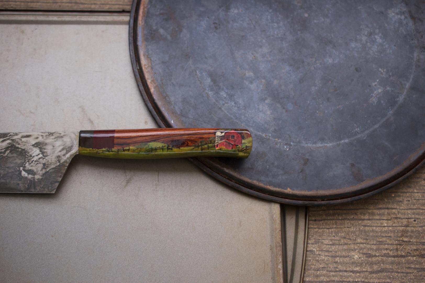 Chopping Knife - Barn