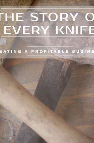 Snake River Forge - The Story Of Every Knife