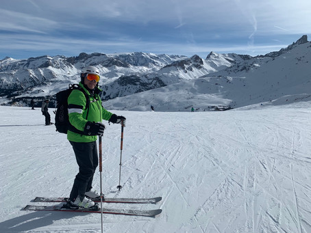 Another great day on the pistes