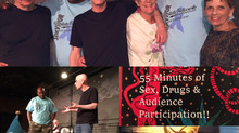55 Minutes of Sex, Drugs and Audience Partipation