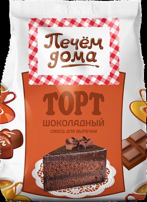 """Смесь для выпечки """"Торт Шоколадный"""""""