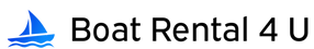Boat Rental 4 U logo