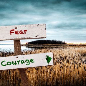 Finding the Courage to Be