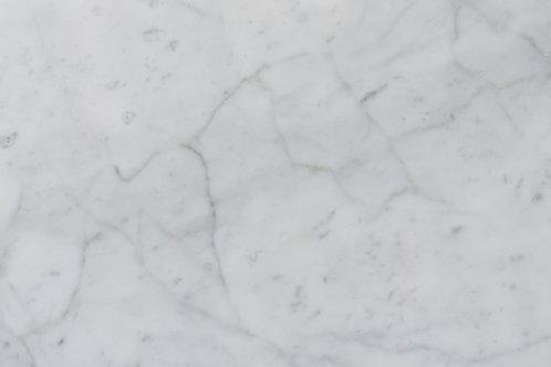 Italian Carrara Polished Marble