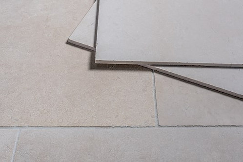 Ascot Brushed Limestone
