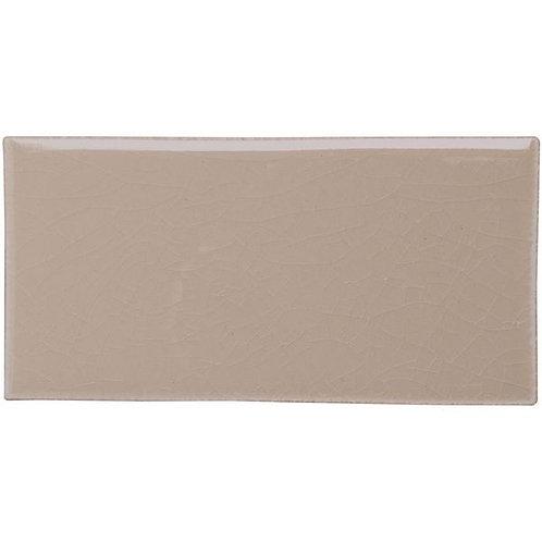 Ickworth Crackle Half Tile