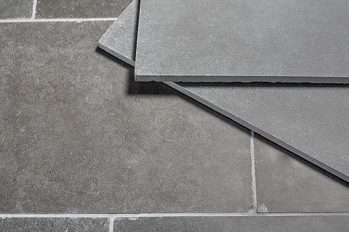 Windsor Grey Honed Limestone