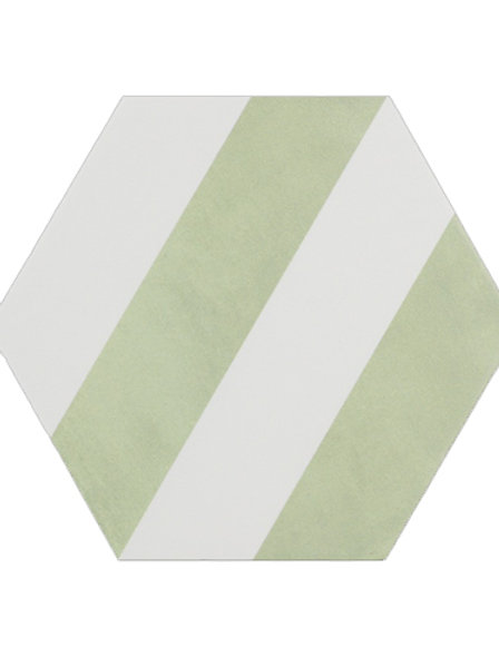 Green Lili Stripe
