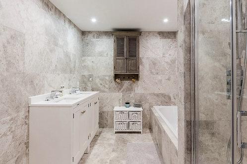 Premier Silver Honed Limestone