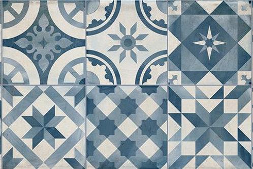 Montblanc Blue Decor