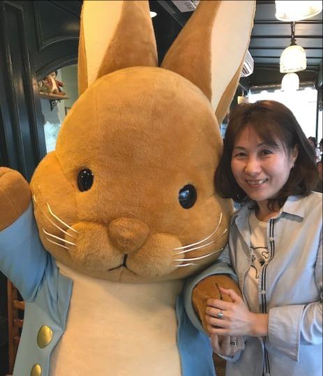 【兎月会スタッフ】ととママ