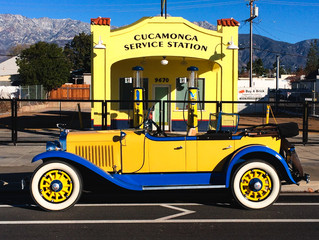 Did You Know? - Cucamonga Service Station