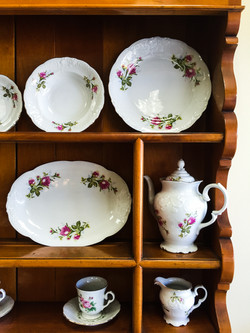One of our lovely china sets!