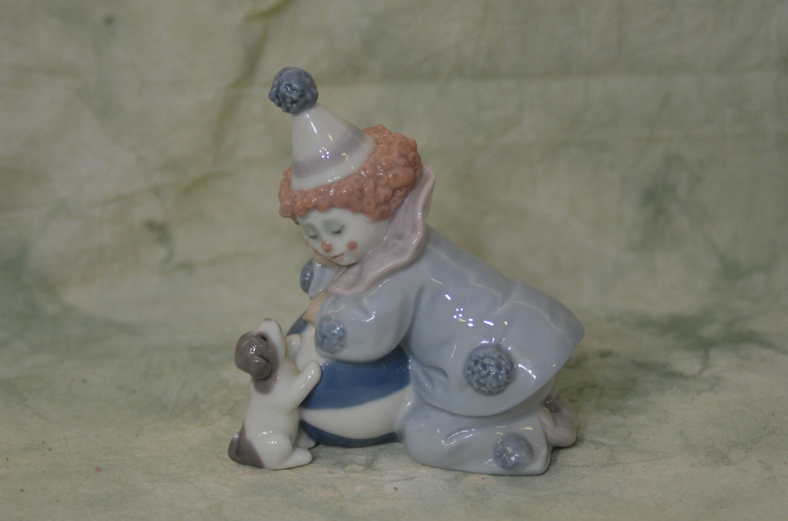 LLADRO 5278 PIERROT CLOWN
