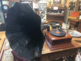 Did You Know?- HIS MASTERS VOICE Gramophone