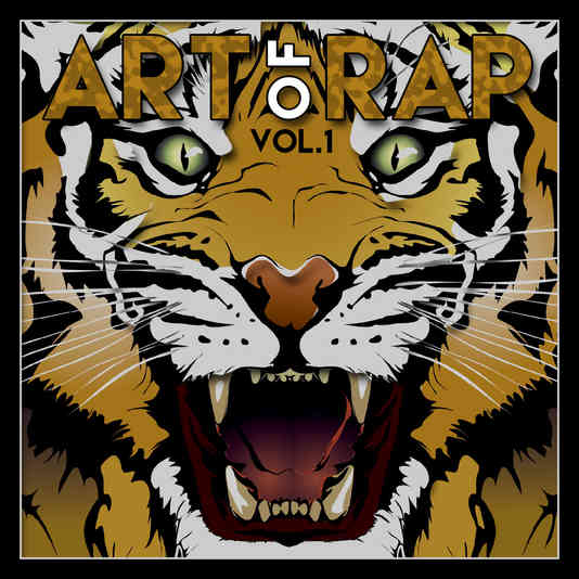 Whitefly Records - Art Of rap Vol.1