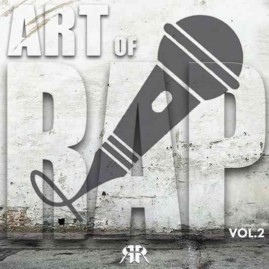 Whitefly Records - Art Of Rap Vol.2