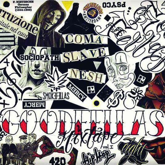 Goodfellas - Goodfellas Mixtape