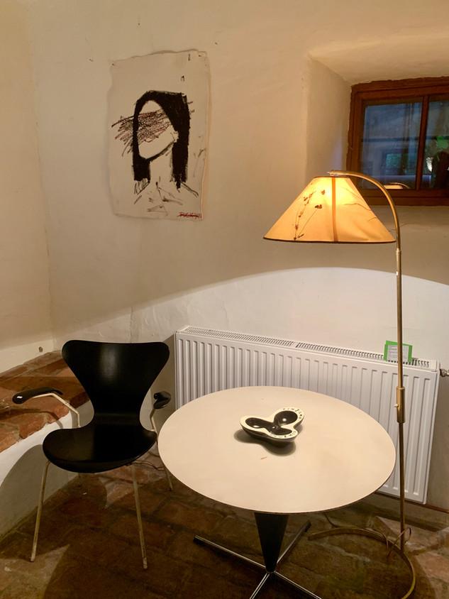 Moderne Kunst meets Vintage Design...