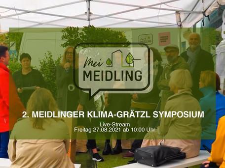 Das MEI MEIDLING Klima-Grätzl Fest