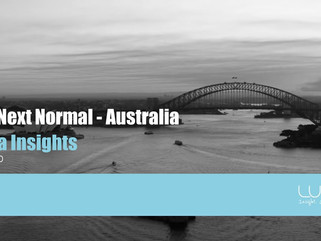 What does the 'Next Normal' mean for  Marketing in Australia?