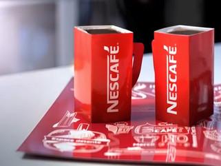 Shared moments with Nescafé 3D mugs