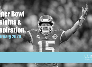 Advertising Insights from Super Bowl Feb 2020