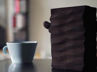 3D Coffee Box from Paulig Coffee