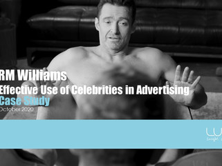 Star goes Starkers for RM Williams – effective use of celebrities in advertising