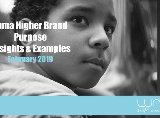 Higher Brand Purpose in the 2019 Super Bowl