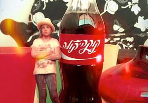 Mini Me's a reality with Coca Cola