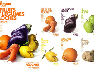 Intermarche's Inglorious Fruits & Vegetables