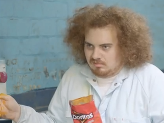 Crowdsourcing Advertising Creative - Doritos Crash The Super Bowl Competition 2014