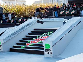 Mountain Dew's Virtual Reality Skate Event