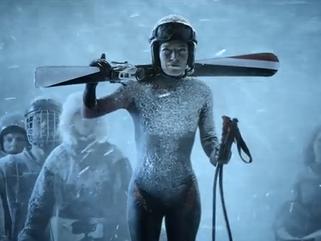 Sochi Winter Olympics Ads
