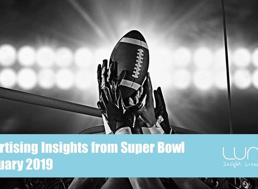 Advertising Insights from Super Bowl Feb 2019