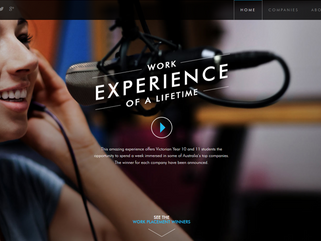 A Brand Engagement Campaign We Love: Work Experience of a Lifetime