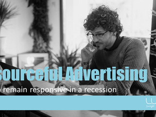 Responsive and Resourceful Advertising For a Recession