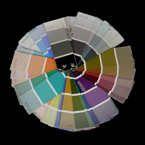 Peinture plateau couleur à choix selon échantillon