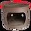 Thumbnail: Coussin de pour toit de cabane 40cm de diamètre